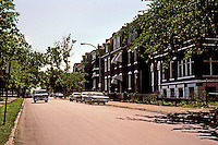 St. Louis: Hyde Park--historic North St. Louis neighborhood. Photo '77.