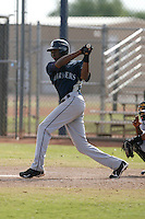 Jarrett Burgess - Seattle Mariners 2009 Instructional League .Photo by:  Bill Mitchell/Four Seam Images..