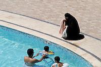JORDANIEN , Hotelanlage mit swimmingpool , Dead Sea Spa Hotel am Toten Meer / JORDAN , Dead Sea Spa Hotel at dead sea