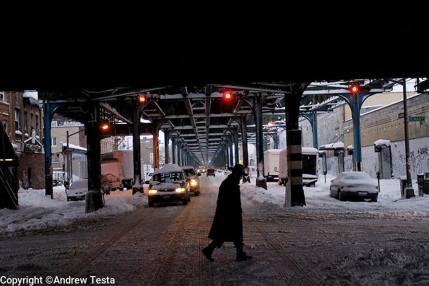 USA. Brooklyn. 2006...©Andrew Testa