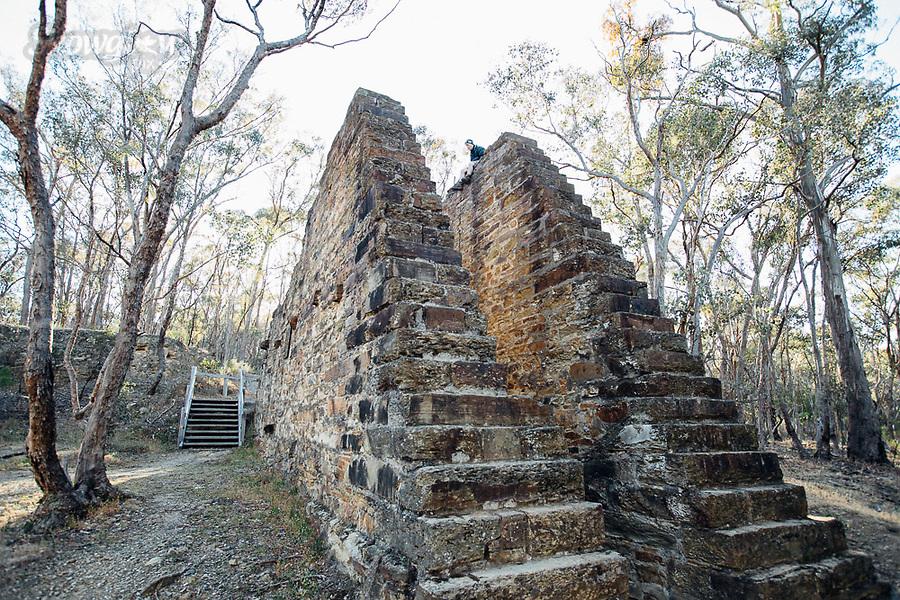 Image Ref: CA722<br /> Location: Castlemaine Heritage Area, Victoria<br /> Date of Shot: 11.11.18