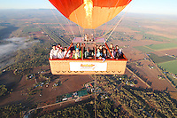 20150806 06 August Hot Air Balloon Cairns