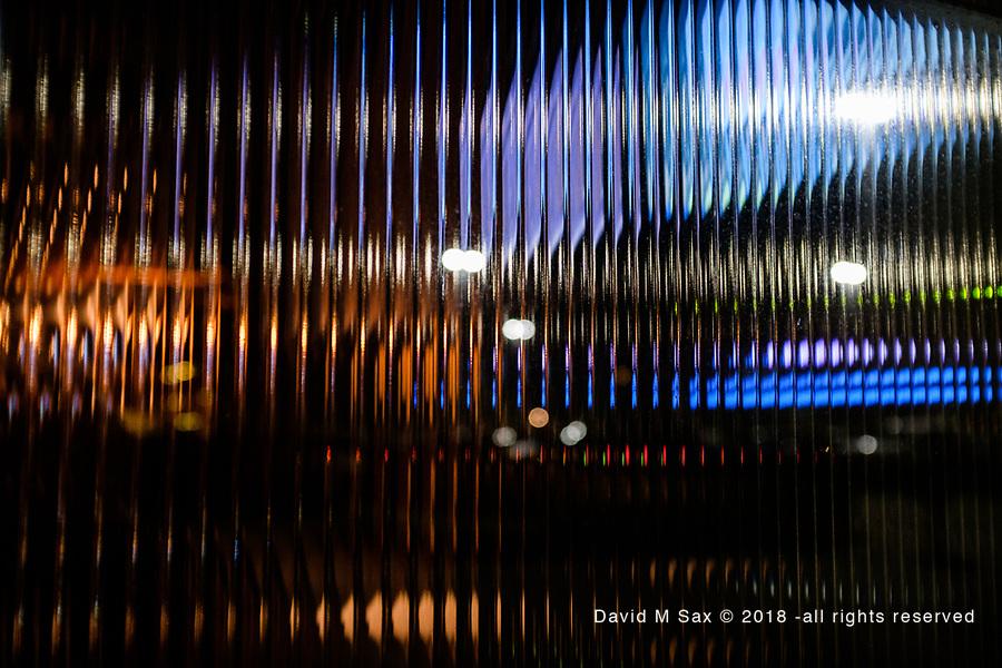 10.19.18 - Rippled Glass...
