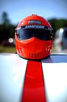 Helmet on deck