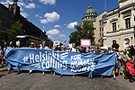 Helsinki Summit Peace March (FIN)