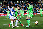 CD Leganes's Jose Luis Garcia del Pozo 'Recio' during La Liga match between CD Leganes and Levante UD at Butarque Stadium in Leganes, Spain. March 04, 2019. (ALTERPHOTOS/A. Perez Meca)