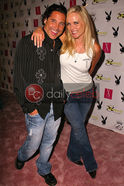 Jonathan Baker and Victoria Fuller<br /> at the Playboy July 2005 Issue Release Party for Cover Model Joanna Krupa, Montmartre Lounge, Hollywood, CA 06-15-05<br /> David Edwards/DailyCeleb.Com 818-249-4998