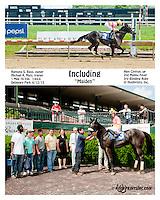 Including winning at Delaware Park on 6/12/13