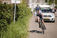 Matteo TRENTIN (ITA/Mitchelton-Scott)<br /> <br /> 54th Amstel Gold Race 2019 (1.UWT)<br /> One day race from Maastricht to Berg en Terblijt (NED/266km)<br /> <br /> ©kramon