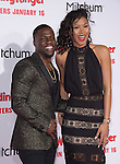 Kevin Hart and Eniko Parrish attends The Screen Gems' World Premiere of The Wedding Ringer held at The TCL Chinese Theater  in Hollywood, California on January 06,2015                                                                               © 2015 Hollywood Press Agency