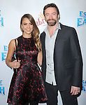 Jessica Alba and Hugh Jackman at Weinstein Company L.A. Premiere of Escape from Planet Earth held at The Chinese 6 Theater in Hollywood, California on February 02,2013                                                                   Copyright 2013 Hollywood Press Agency