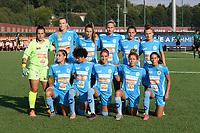 4th September 2021; Agostino di Bartolomei Stadium, Rome, Italy; Serie A womens championship football, AS Roma versus Napoli ; Napoli Start line up