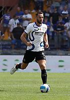 12th September 2021; G.Ferraris Stadium, Genoa, Italy; Serie A football, Sampdoria versus Inter Milan; Stefan De Vrij of Inter