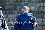Garda Colm Nealon at Tralee Court on Thursday.