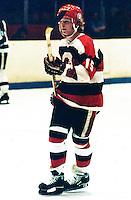 John Linseman Ottawa 67's 1978-9. Photo Scott Grant