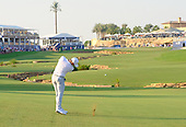 Rory MCILROY (NIR) during round one of the 2016 DP World Tour Championships played over the Earth Course at Jumeirah Golf Estates, Dubai, UAE: Picture Stuart Adams, www.golftourimages.com: 11/17/16