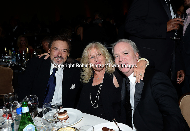 Joe Masocolo and Ken Corday attends the 41st Annual Daytime Emmy Awards after party  on June 22, 2014 at the Beverly Hilton Hotel in Beverly Hills,California.<br /> <br /> photo by Robin Platzer/ Twin Images<br /> <br /> 212-935-0770