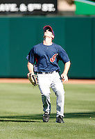 Stephen Head  -  Cleveland Indians - 2009 spring training.Photo by:  Bill Mitchell/Four Seam Images