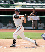 Ryan Mantle / AZL Giants..Photo by:  Bill Mitchell/Four Seam Images