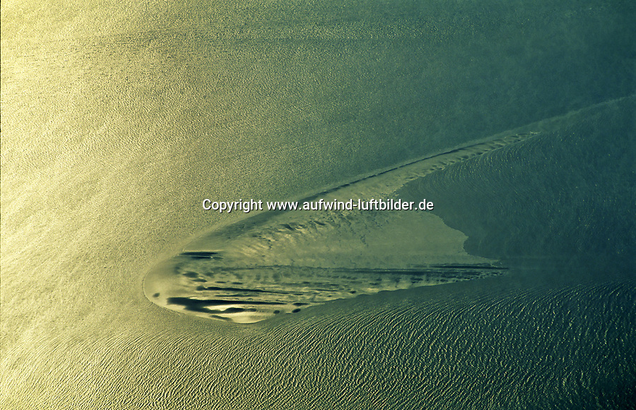 Deutschland, Nordsee, Wattenmeer, Wellen, Gold, Sandbank, unberührte Natur, Wasser