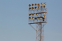General view of a floodlight pylon ahead of Southend United vs Brighton & Hove Albion Under-23, Checkatrade Trophy Football at Roots Hall on 30th August 2016