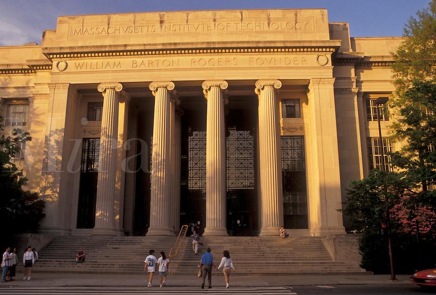 AJ3517, Massachusetts Institute of Technology, MIT, Boston, Cambridge, Massachusetts, Massachusetts Institute of Technology in Cambridge in the state of Massachusetts.