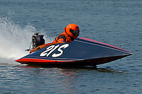 21-S    (Outboard Runabout)