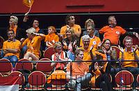 The Netherlands, Den Bosch, 20.04.2014. Fed Cup Netherlands-Japan, supporters<br /> Photo:Tennisimages/Henk Koster