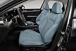 Front seat view of a 2021 KIA K5 EX 4 Door Sedan