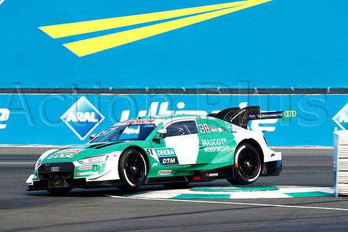 23rd August 2020, Lausitz Circuit, Klettwitz, Brandenburg, Germany. The Deutsche Tourenwagen Masters (DTM) race at Lausitz;  Nico Mueller SUI, Audi Team Abt Sportsline, Audi RS5 DTM