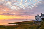 Sunrise on Joppa Flat in Newburyport, Massachusetts, USA
