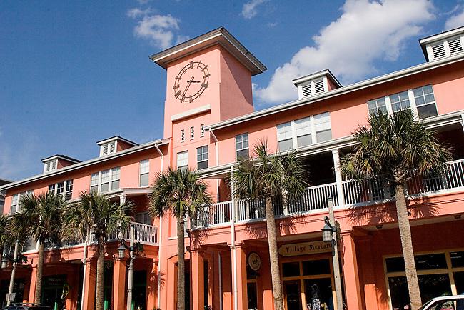 Town of Celebration, Orlando, Florida