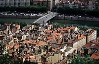 Europe/France/Rhône-Alpes/69/Rhône/Lyon: Vieux Lyon et quais de Saône