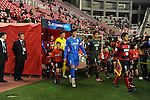 Kashima Antlers vs Shanghai Shenhua during the 2009 AFC Champions League Group G match on March 18, 2009 at the, Kashima Soccer Stadium, Kashima ,Japan. Photo by World Sport Group