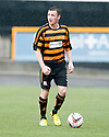Alloa's Mark Docherty