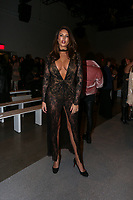 NOVA YORK,USA, 13.02.2019 - MODA-NOVA YORK - Zita Vass durante desfile da grife Rosa Cha no New York Fashion Week (NYFW) em Nova York nesta quarta-feira, 13. (Foto: Vanessa Carvalho/Brazil Photo Press)