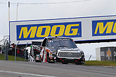 NASCAR Camping World Truck Series<br /> Chevrolet Silverado 250<br /> Canadian Tire Motorsport Park<br /> Bowmanville, ON CAN<br /> Sunday 3 September 2017<br /> Christopher Bell, Toyota Tundra<br /> World Copyright: Russell LaBounty<br /> LAT Images