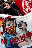 20161126 Manifestazione 'Non una di meno'