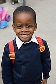Playtime in the nursery at Christ Church Bentinck  C of E Primary School, Marylebone. London