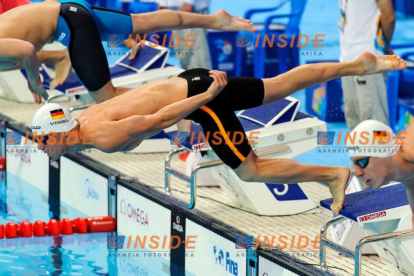 VOGEL Florian GER <br /> Day10 02/08/2015 Kazan Arena <br /> Swimming Nuoto <br /> XVI FINA World Championships Aquatics  <br /> Kazan Tatarstan RUS <br /> Photo Andrea Staccioli/Deepbluemedia/Insidefoto