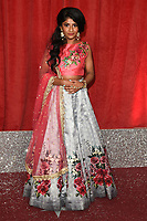 Haiesha Mistry<br /> arriving for The British Soap Awards 2019 at the Lowry Theatre, Manchester<br /> <br /> ©Ash Knotek  D3505  01/06/2019
