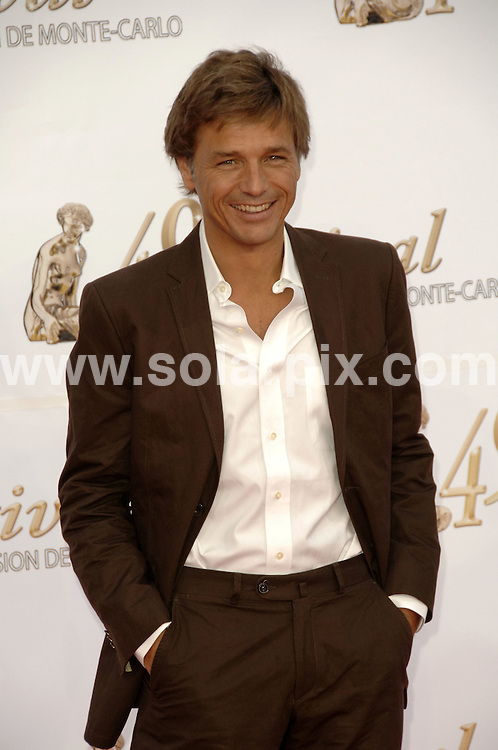 **ALL ROUND PICTURES FROM SOLARPIX.COM**.**SYNDICATION RIGHTS FOR UK AND SPAIN ONLY**.the opening night of the 49th Monte Carlo Television Festival held at Grimaldi Forum, Monte Carlo, Monaco. 7 June 2009..This pic: Guy Lagache..JOB REF: 9195 PRT (Alminana) DATE: 06_06_2009.**MUST CREDIT SOLARPIX.COM OR DOUBLE FEE WILL BE CHARGED**.**ONLINE USAGE FEE GBP 50.00 PER PICTURE - NOTIFICATION OF USAGE TO PHOTO @ SOLARPIX.COM**.**CALL SOLARPIX : +34 952 811 768 or LOW RATE FROM UK 0844 617 7637**