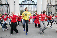 DANCE AT THE DAIL