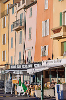 Cafe, Saint Tropez, France