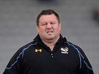Photo: Richard Lee/Richard Lane Photography. Aviva Premiership. Newcastle Falcons v Wasps. 27/03/2016. David 'Dai' Young Director of Rugby for Wasps.
