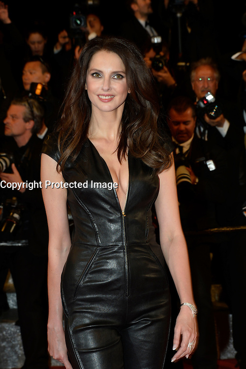 Frederique Bel attend the 'It's Only The End Of The World (Juste La Fin Du Monde)' Premiere during the 69th annual Cannes Film Festival at the Palais des Festivals on May 19, 2016 in Cannes