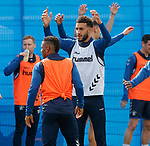 09.05.2019 Rangers training: Connor Goldson