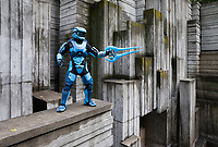 Halo Cosplay, Pax Prime 2015, Seattle, Washington State, WA, America, USA.