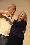 Alvin Ing, Virginia Wing and Lainie Sakakura in Rehearsal 5/17/16