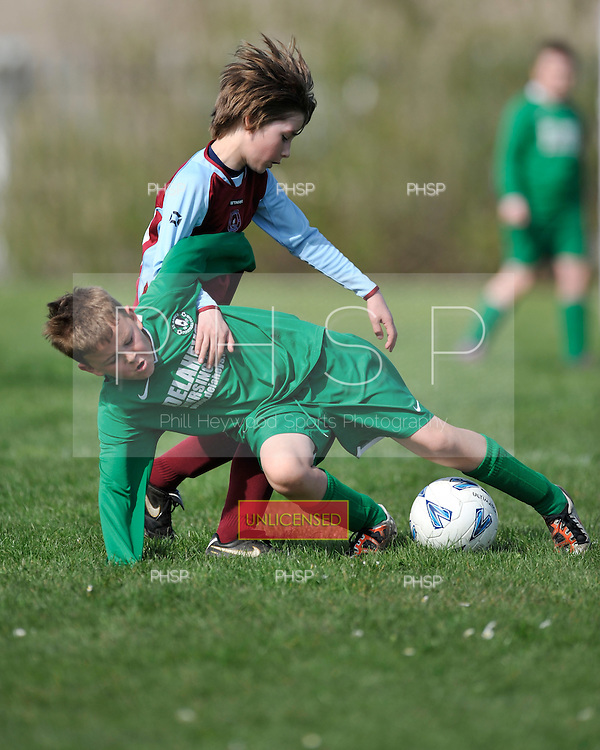 09/04/2011 Coulton cup semi finals....© Phill Heywood.